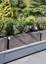 Garden Wall Troughs by Fresco Trough Garden Planters