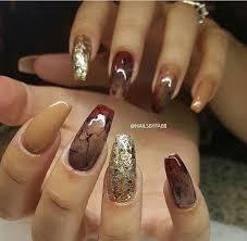 15 autumn acrylic nail art designs u0026 ideas 2017 fall nails