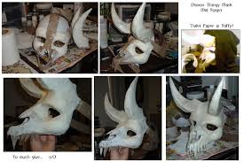 undead demon costume mid by lizard of odd on deviantart