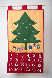 advent calendar countdown advent tree