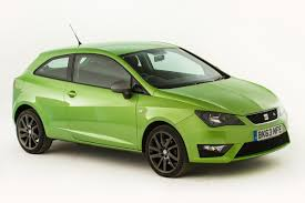 used seat ibiza review auto express
