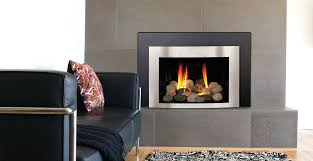 contemporary gas fireplace inserts prices modern insert corner