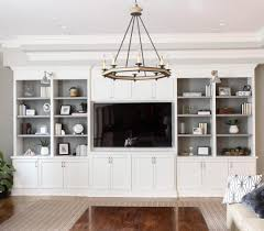 best 25 built in shelves ideas on pinterest built in cabinets living room with white built in shelving and grey backs park and oak interior