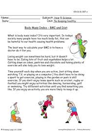 primaryleap co uk body mass index worksheet