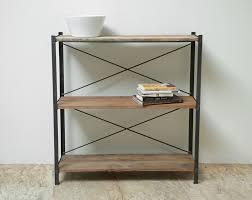 Reclaimed Wood Bookshelf Reclaimed Wood Furniture Through The Front Door
