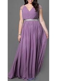purple sequin pleated draped v neck sleeveless elegant plus size