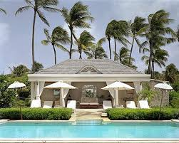 pool house chic follies cabanas and tents the well appointed