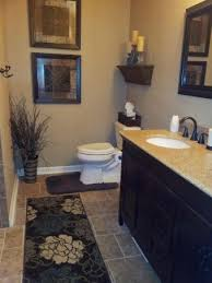 Bathroom A by Bathroom Vanity Shelves And Beige Grey Color Scheme More Bath