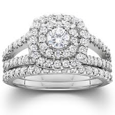 what is a bridal set ring engagement rings walmart