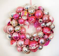 diy vintage ornament wreath allison kreft abad