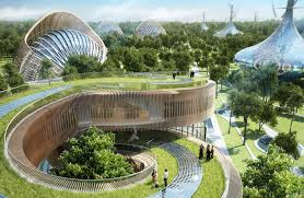 Architect In Chinese Eco Villa Concepts In Flavours Orchard China By Vincent Callebaut