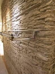 moderne steinwand für ihr wohnzimmer schlafzimmer neu mit steinen