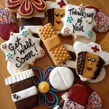 get well soon cookies get well soon cookies by buttercupcookie decorated cookies