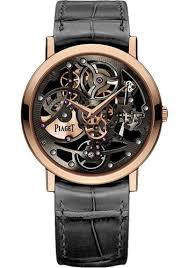 piaget altiplano ultra thin skeleton 38 mm watches