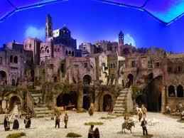 nativity scene who stole my basil