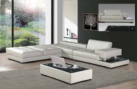 White Sectional Sofa by Furniture White Sectional Sofa With Italian Sofa Furniture Style