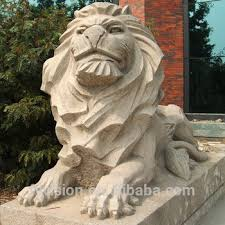lion statue garden lion sculpture statue buy lion sculpture garden