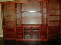 Bookcase In Wall Bookcases U2013 Fiorenza Custom Woodworking