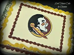 spirit halloween panama city fl groom u0027s cake cake fsu cake florida state university cake