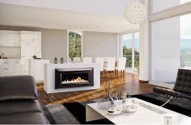 Gas Fireplace Flue by Is It Possible To Run Your Fireplace Flue Under The Floor Escea