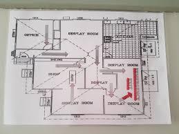 retail shop floor plan commercial retail shop great highway exposure 10511 new