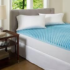 Sensorpedic Memory Foam U0026 Fiber This Mattress Topper Mattresses Toppers Add Extra Cushioning