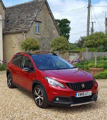 peugeot leasing the ultimate review of the 2016 peugeot 2008 gt line suv features