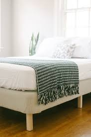 bed ikea bed frame box spring home interior decorating ideas