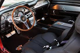 yeeha getting my nice interior ford shelby gt500 forum