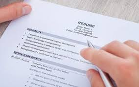 Writing A Resume Without Job Experience