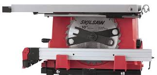 skil portable table saw skil 3410 02 compact table saw review with folding steel stand