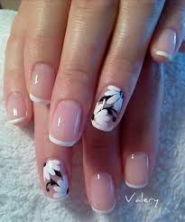 cute french manicure ideas 2017 manicure ideas and manicure