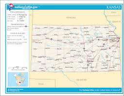 Map Topeka Ks Kansas Map Us Citylondonhotel Reference Map Of Kansas Usa Nations