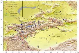 Humboldt State University Map by Earthquake Report China 2 Jay Patton Online