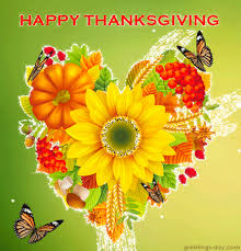 happy thanksgiving free animated cards gifs pics