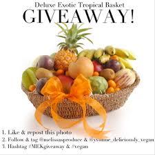 vegan gift baskets better than edible arrangements yvonnes vegan kitchen