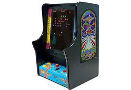 Ms Pacman Cabinet Ms Pac Man Bar Top Arcade Sharper Image