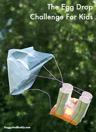 Challenge Drop Egg Drop Challenge With Free Planning Printable Buggy And Buddy
