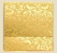 Indian Wedding Invitations Usa Best Indian Desi Wedding Invitation Cards H04 Gold In Usa