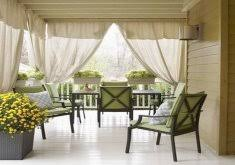 indoor patio curtains home design
