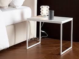 comodini moderni bianchi gallery of comodino moderno lounge arredamento da letto