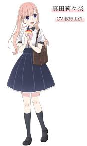 download film anime uso koi to uso premieres july 4th visual cast character designs