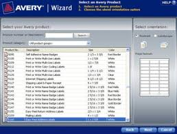 avery design pro 5 avery
