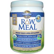 xl 2400 l replacement garden of life raw meal organic shake meal replacement vanilla
