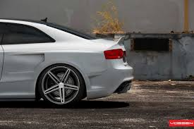 audi s5 modified vossen wheels on rs5 dream cars pinterest vossen wheels