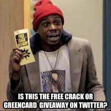 Crack Addict Meme - ideal crack addict meme is this the 5 o clock free crack giveaway