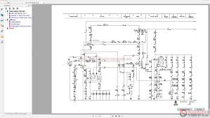 terex mhl460 electrical diagram auto repair manual forum heavy