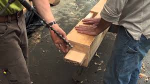 timber framing techniques youtube