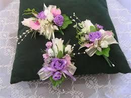 silk corsages corsages