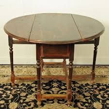 circular drop leaf table chinese 42 inch round drop leaf gate leg table